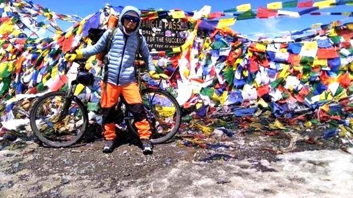 Perjalanan Iwan Sunter di Himalaya: Dikagumi Orang Rusia dan Kangen Suara Azan