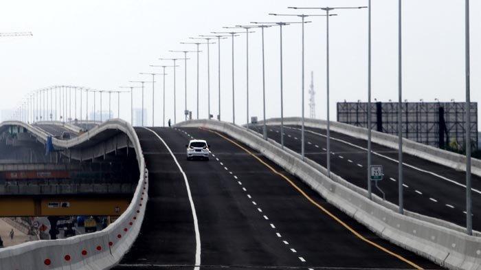 Tiada Rest Area, Ini Persiapan Pengemudi Sebelum Lewat Jalan Tol Layang Jakarta - Cikampek