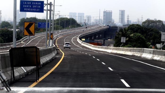 Rest Area Km 50A Jalan Tol Jakarta - Cikampek Ditutup Selamanya