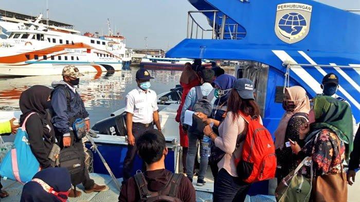 Harga Tike Kapal ke Kepulauan Seribu Diskon 50 Persen Selama Pandemi Covid-19