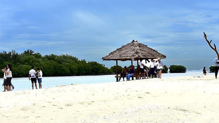 Gara-gara Pandemi Covid-19. Target Kunjungan Wisatawan Kepulauan Seribu Tidak Tercapai