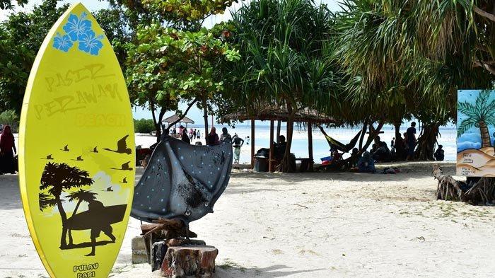 Bukan Bali, Kepulauan Seribu Akan Ditata Serupa Maldives dan Phuket