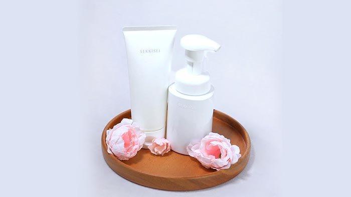 PROMO dari Kose untuk Produk Perawatan Wajah seri Sekkisei Clear Wellness