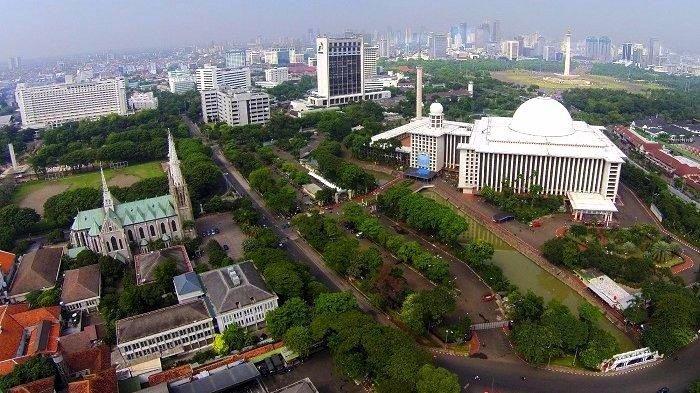 Sedang Renovasi, Masjid Istiqlal Tak Sediakan Lahan Parkir untuk Jemaat Gereja Katedral Saat Natal