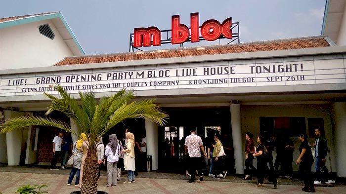 Tempat Nongkrong Lawas Rasa Milenial di Blok M - 1: Mengembalikan Pamor Blok M