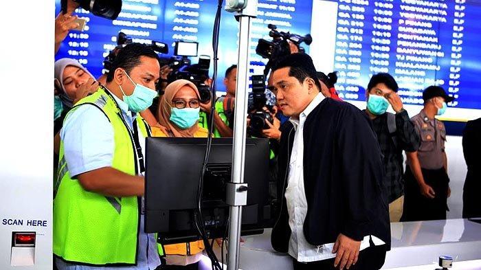 Vending Machine Isi Masker Sampai Tes PCR Akan Tersedia di Bandara Soekarno Hatta