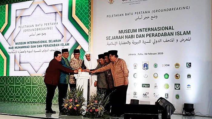 Museum Sejarah Nabi dan Peradaban Islam Terbesar Bakal Dibangun di Ancol