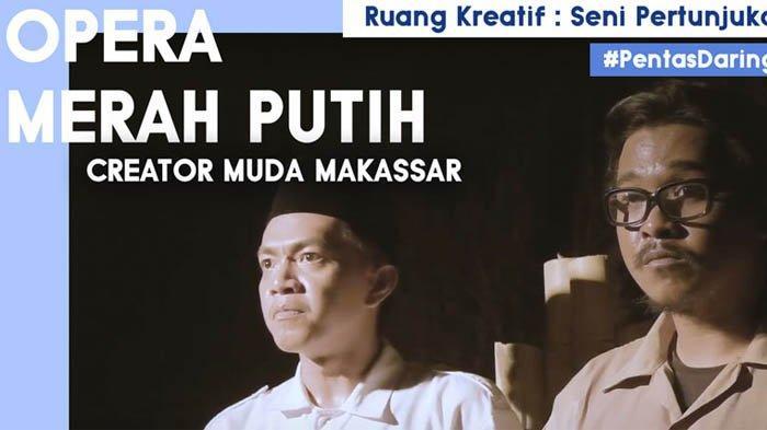 Wisata Daring Minggu Sore ini adalah Pertunjukan Opera Merah Putih di Youtube Indonesia Kaya
