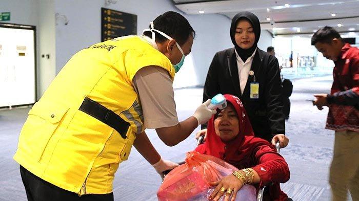 Bandara Soekarno Hatta Antisipasi Wabah Virus Corona, Periksa Penumpang Pesawat dari Tiongkok