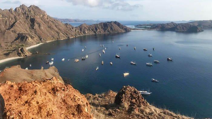 Pulau Padar sudah Terapkan Protokol Kesehatan bagi Pengunjung
