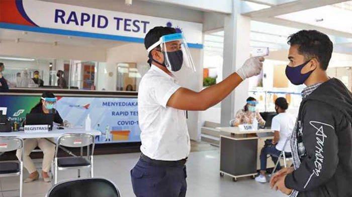 Tarif Rapid Test di 8 Bandara ini Rp 85.000