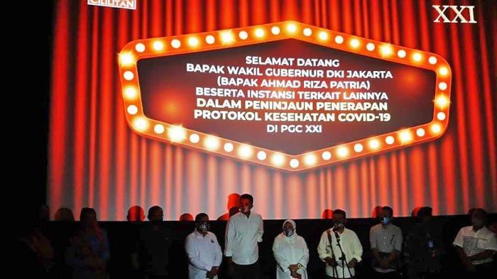 Ini dia Tiga Dasar Pertimbangan Pemprov DKI Jakarta dalam Rencana Pembukaan Kembali Bioskop