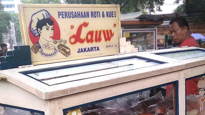 Roti Lauw, Roti dari Gondangdia yang Masih Eksis
