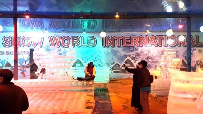 Snow World International di Bekasi Sudah Buka Lagi Lho, Pengunjung Harus Bawa Jaket Sendiri