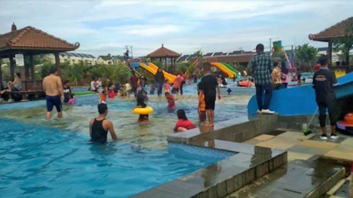 Mengulangi Pelanggaran Prokes, Boash Water Park Kena Denda Rp25 juta