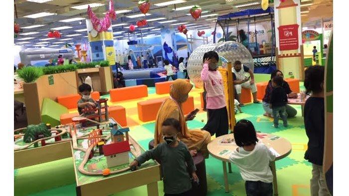 Tempat Permainan Anak di Kabupaten Bogor Dibuka Kembali