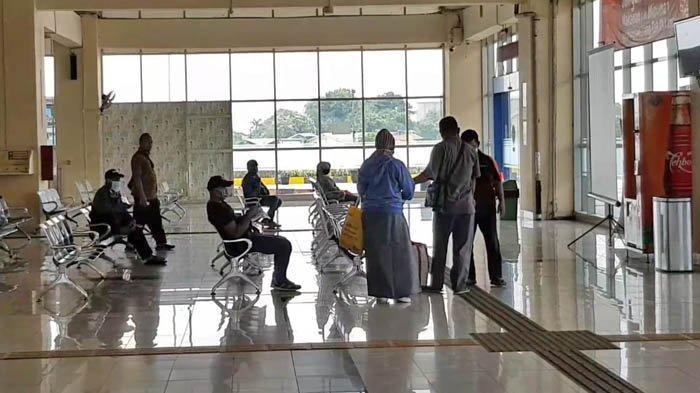 Terminal Bus AKAP di Jakarta Tak Terkenal Pembatasan Waktu Operasional