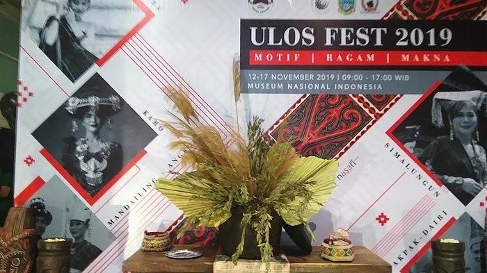 Ulos Fest 2019, Upaya Melestarikan Warisan Tenun Batak