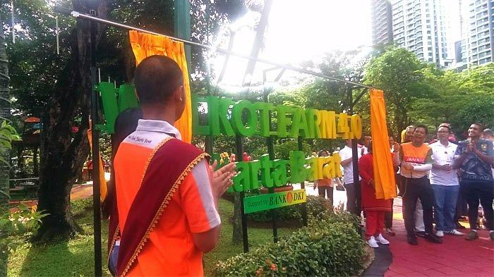 Wali Kota Farm 4.0 Tempat Wisata Murah Meriah Baru di Jakarta Barat