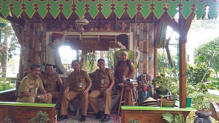 Kenali 7 Kecamatan di Jakarta Barat di Taman Walkot 4.0