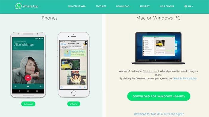 WhatssApp Desktop Kini Bisa Dipakai untuk Menelepon dan Melakukan Panggilan Video