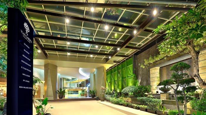Hotel Yuan Garden Pasar Baru Berpartisipasi dalam Earth Hour 2021