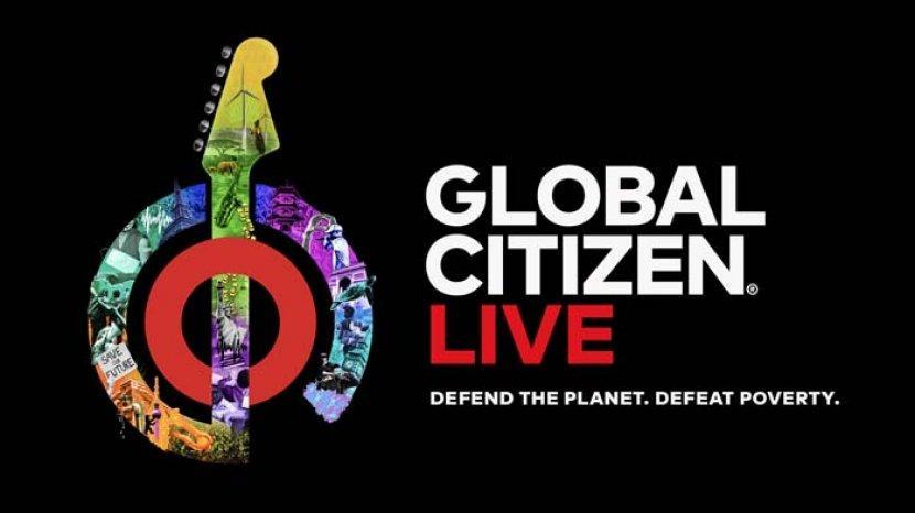 Yuk Saksikan Konser Akbar Global Citizen Live untuk Isi Libur Hari ini
