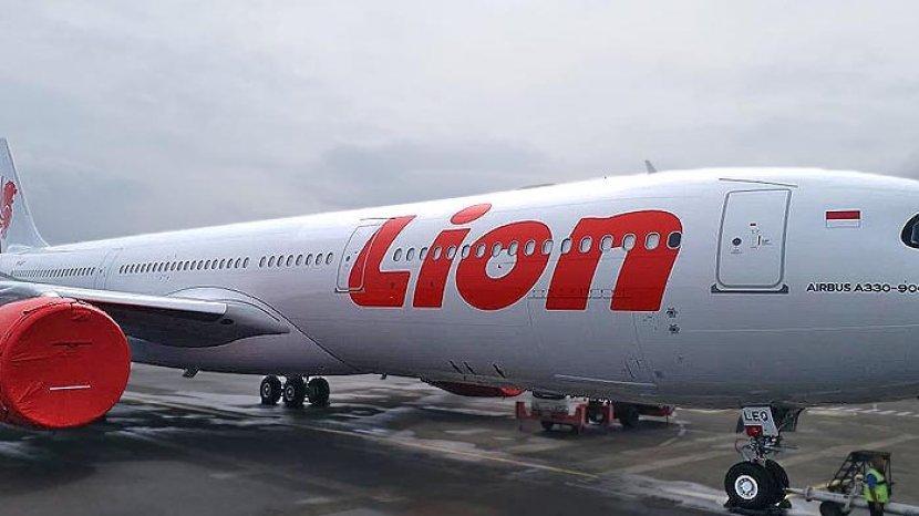 Lion Air Akan Memperkuat Rute Penerbangan dan Haji dengan Pesawat Berbadan Lebar Baru