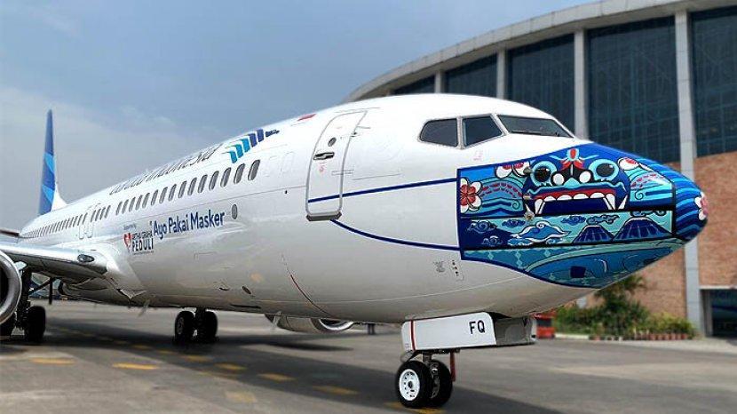 Garuda Indonesia Dukung UMKM Jawa Barat dengan Penerbangan Khusus Kargo dari Kertajati