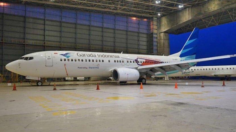 Garuda Indonesia Dukung Program Imunisasi Covid-19 dengan #Sukseskanvaksinasi