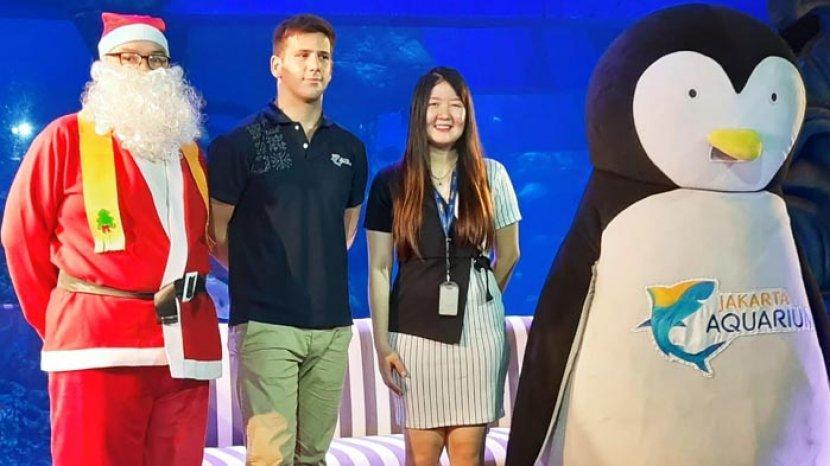 Mengisi Liburan Yang Seru Di Jakarta Aquarium