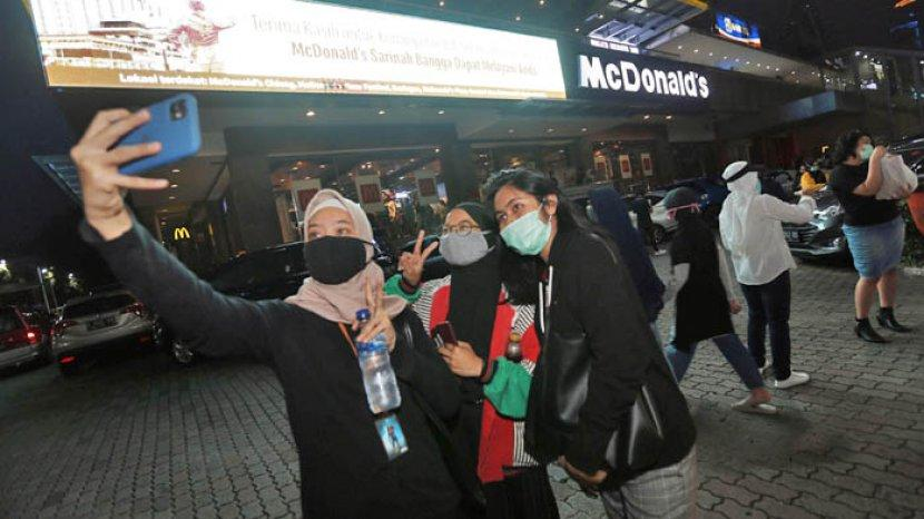 15 Restoran dan Hotel Kena Denda Akibat Langgar PSBB Jakarta