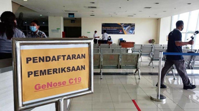 Kemenparekraf Akan Terapkan Skrining Pengunjung Tempat Wisata Menggunakan GeNose C19