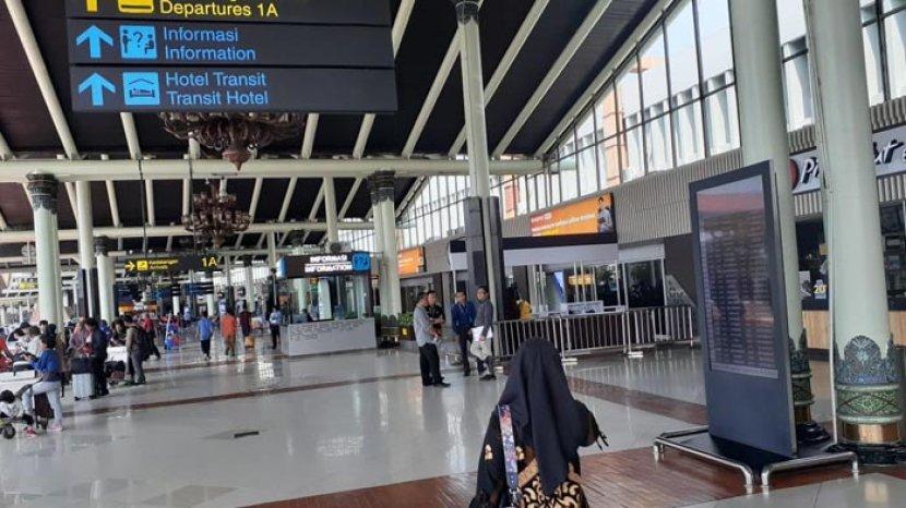 Bandara Soekarno Hatta Sepi, dan Ini Dugaan Penyebabnya